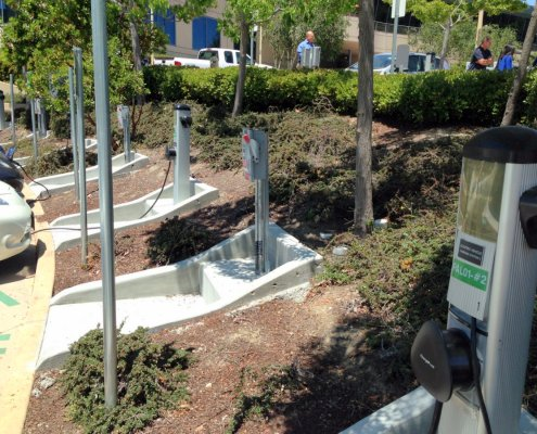 SAP EV Charging Station