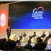 Tony Seba Speaking at the Global Leaders Forum, Seoul, Korea, Nov 19th, 2014