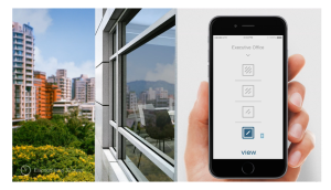 View Dynamic Glass smart controller app