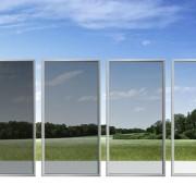 View Dynamic self tinting glass